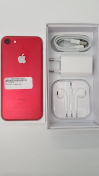 I phone 7 red limited edition 128 gb  Besate, 20080