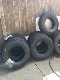 10 new Tires for sale - 215/85 R16 Trail Master Ice Radials Maple Ridge