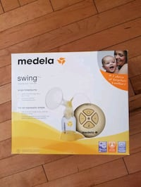 medela breast pump Calgary, T2Z 1N2