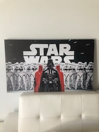 Star Wars picture canvas  Mississauga, L5C 3W6