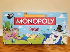 MONOPOLY: Adventure Time