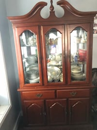 Display Showcase Cabinet