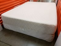 Queen bed  memory foam Delivery available  Honolulu, 96816