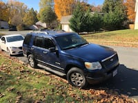 2006 Ford Explorer Dumfries