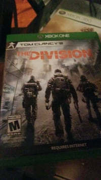 Xbox One The Division game  Milford, 19963