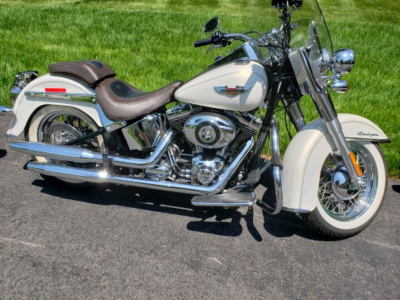 Beautiful 2014 Harley Davidson Softtail Deluxe 19891702-8587-4ccc-ac09-ff251efa6d34