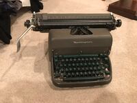 Remington  typewriter antique Fairfax Station, 22039