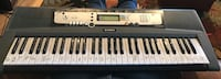 Yamaha ez-200 lighted keyboard  Falls Church, 22042