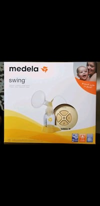 NEW Medela Swing breast pump Mississauga, L5R 3S9