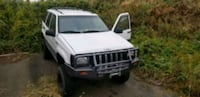 1995 Jeep Grand Cherokee Triangle