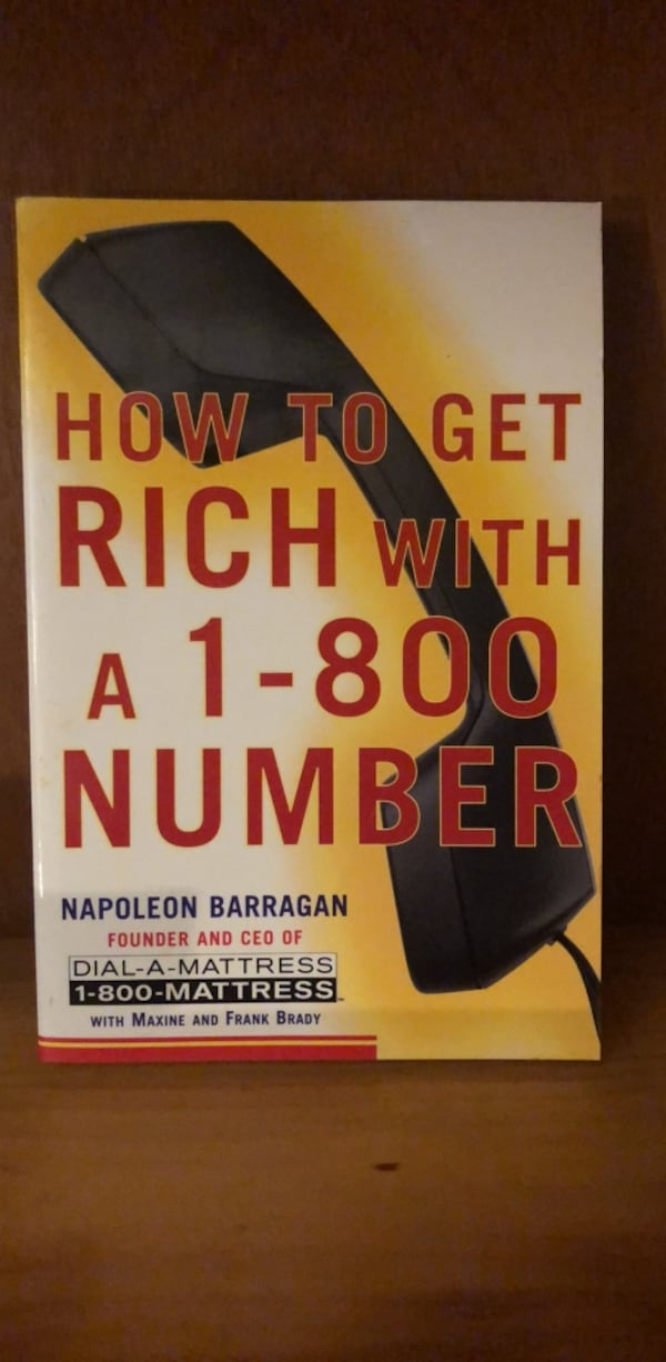 How to get rich with a 1-800 number 0