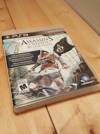 assassin's creed 4 blakc flag sony ps3 game Montreal, H2W 2H3