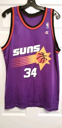 Retro Champion NBA Charles Barkley Jersey Kitchener, N2A 2P6