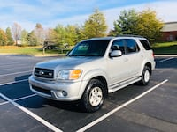 2002 Toyota Sequoia Columbia