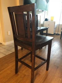 High top table with 4 chairs Lake Oswego