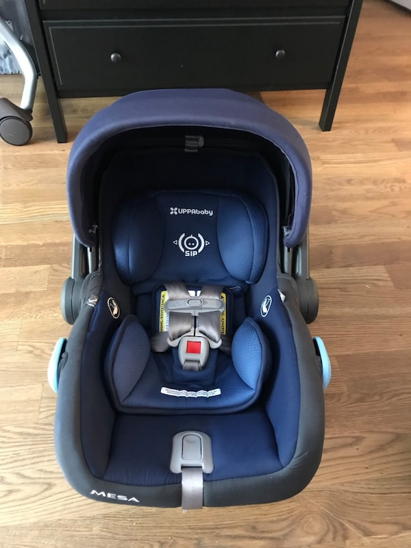 Uppababy Mesa Infant Car Seat In Taylor Navy