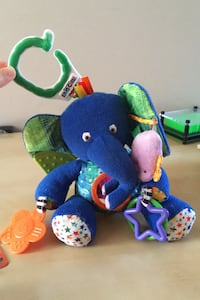 Eric Carle Elephant Plush Toy