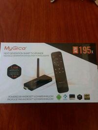 MyGica Android TV  Delta, V3M 6C7