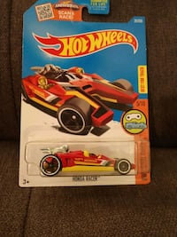 Honda Racer HotWheels Car 25/250 Charleston, 29414