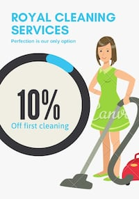 House/Apartment/ Office Cleaning Services Mississauga
