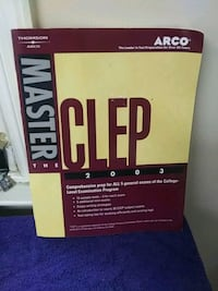 CLEP EXAM PREP BOOK
