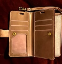 iPhone X Case and Wallet