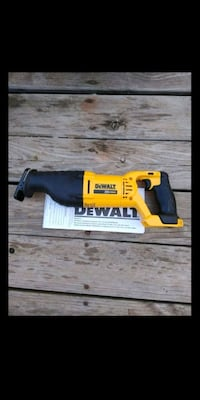 *Brand New* 20-Volt MAX sawzall Saw (Tool-Only)