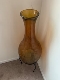 Decorative large vase