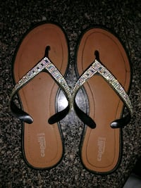 Capelli kids barely used flip flops size 3/4. Pineville, 71360