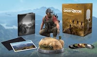 Ghost recon statue and game Palisades Park, 07650
