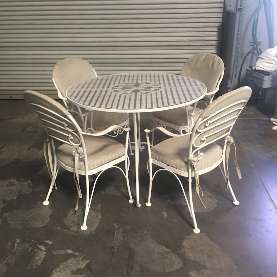Lovely Bistro Patio Table Set!!!   **PATIO SALE**