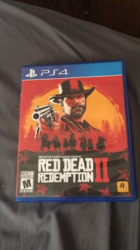 Red dead redemption 2 Montreal, H8R 3B9