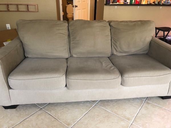 Couch (pillows not included)  bcc4bce4-bd9f-45d7-99fd-9dba84370ba2
