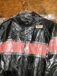 Women's XL new never worn leather motorcycle jacket   Southington, 06489