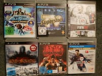 PS3 Games, PS3 Spiele, Playstation 3 Spiele Hannover, 30161