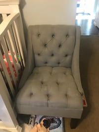 Free Furniture! And nursery rocking chair and accessory chair!