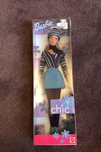Chic Barbie 1999 Toronto, M9M 1G3