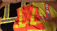 Reflective/construction wear Toronto, M1E 4L5