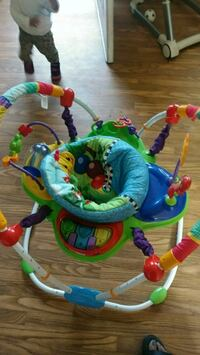 baby's blue, green, and red jumperoo Tucson, 85716