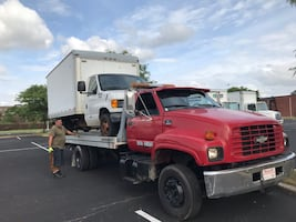 GMC - c650 - 1998 Roll Back Tow Truck 265,000 miles