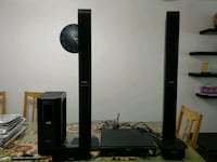 Panasonic home theatre in good working condition Toronto, M1B 1N7