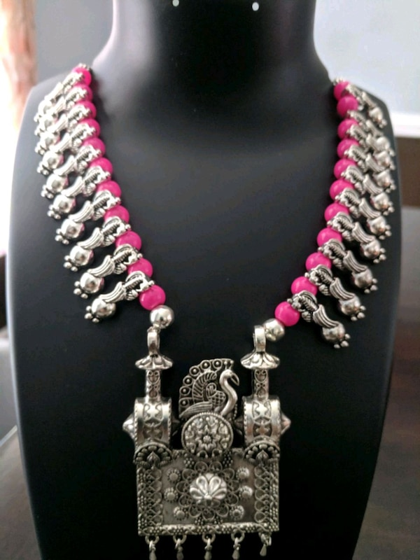 beautiful colored necklace to match your outfit 628c0570-272d-43d2-835e-891cd352160f