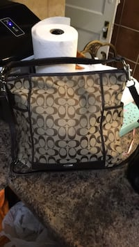 purse Coach Large Cross Body Birmingham, 35234