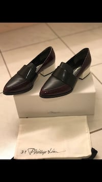 3.1 Philip Lim Loafers Size 36 WORN ONCE 549 km