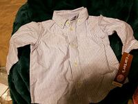 Infant boys shirt size 9m South Bend, 46628