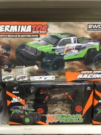 RC Drones / Cars / Trucks / planes / Toys all coolest