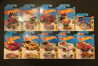 Hot Wheels Diecast Cars - $10 for 10 cars Ajax