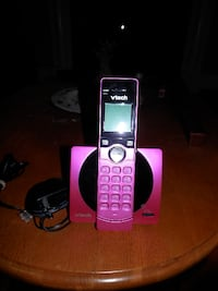 V Tech Cordless Phone with Caller ID New Westminster