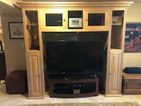 TV wall unit - TV not included Reston, 20194