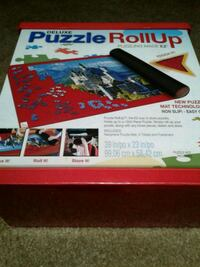 Puzzle Rollup (never used)  London, N6E